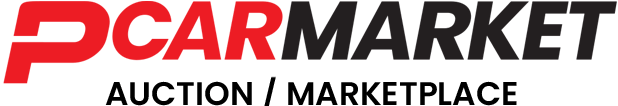 PCARMARKET Logo - Automotive Enthusiast Marketplace