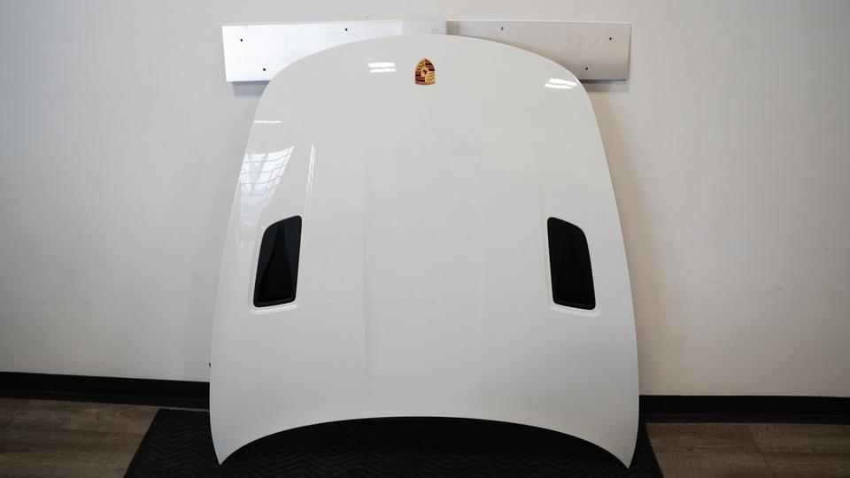 Porsche 991.2 GT3 RS Factory Painted Carbon Fiber Hood