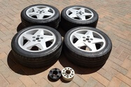 "DT: 17"" Ferrari 348 Wheels by Speedline"