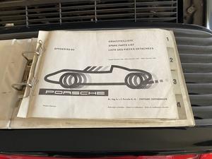 Porsche RS60 Factory Literature
