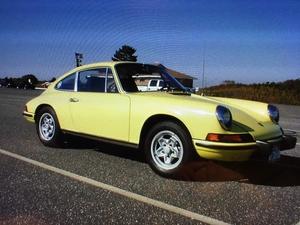 1973 911T.   mot