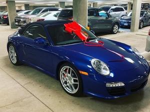 2009 911 C2S (997.2)
