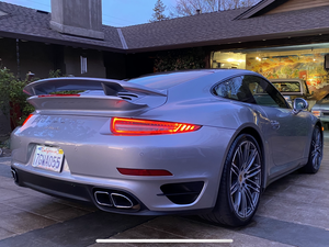 2015 911 Turbo - Highly optioned, Lo miles, Stock