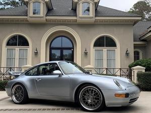 """1995 911 C2 """"The Silver Fox"""""""