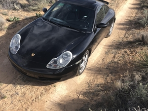 '01 996 Carrera 4 - On the Trail