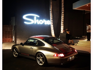 1997 993 Carrera R-Inspired