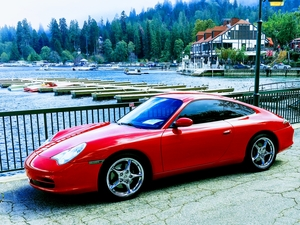 2004, 996 Carrera,  Lake Arrowhead Timeline