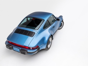 1987 911 M491 M470 coupe, PTS Gemini Blue Metallic
