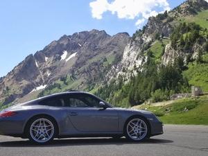 2009 911 C4S