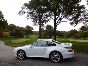 1997 Porsche 993 Twin Turbo