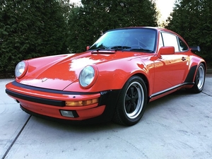 1985 911 Turbo Look (M491)