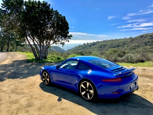 PCA 60th Anniversary Club Coupe 2016 Carrera GTS