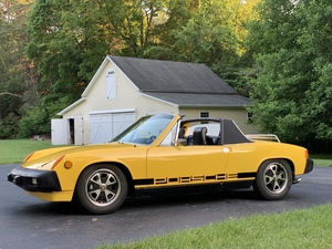 1976 914-Mello Yello