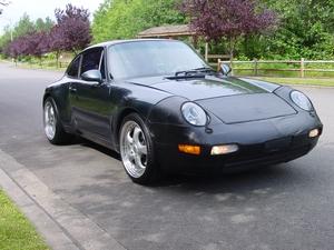 993 Aventurine Green, Porsche Motorsport Sound