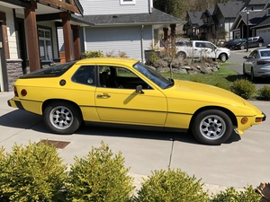 1977 Porsche 924 Second owner a time capsule!