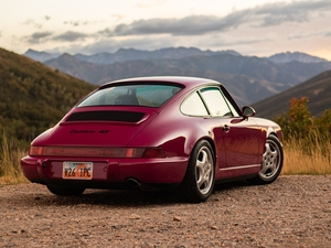 '92 964 RS in Rubystone