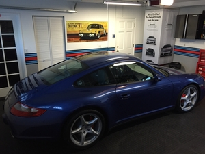 Cobalt  997 C4S sheltering in place.