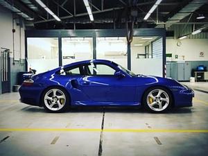 996 turbo S - Millenium's Finest