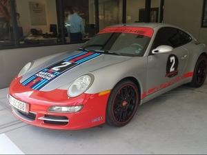 Porsche 997 Racer