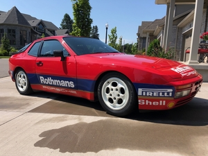 1988 944 Turbo Cup Factory Race Car