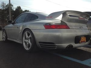 2002 Porsche GT2 - Elite Motorsports