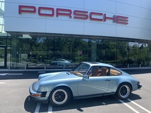 1981 911SC - Ice blue and cork