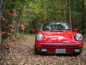 1982 Porsche 911sc; owned for 30 years