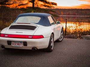 1995 Porsche 993; owned for 7 years.
