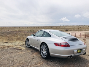 997 Carrera 4S- Princess Grace