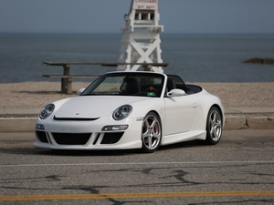 *RUF TIDE*2005 RUF  CABRIOLE.1 of 2 built.