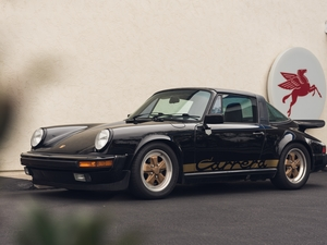 1985 911 TARGA