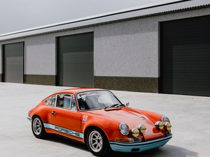 Porsche 911ST 1970