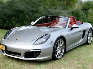 2013 Boxster S Launch Edition w/ all sport options