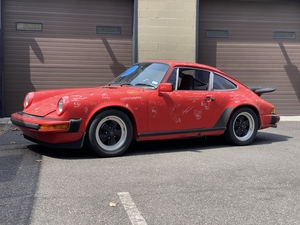 1979 911 SC Signature Car for  St Jud3