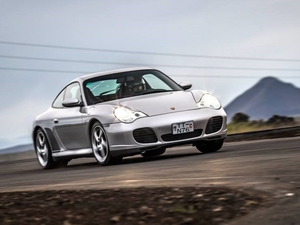 996 C4S - At the track and loving it!!