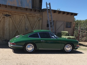 1966 Irish Green 912