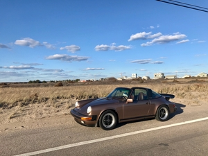 1987 Carrera Targa nougat brown on brown
