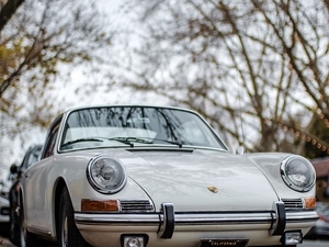 1967 Porsche 912 Sunroof