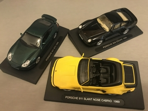 DeAgostini 1:43 Scale Porsche Diecast Collection