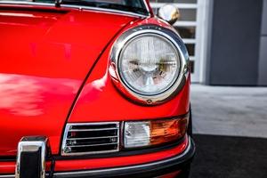 1969 Porsche 911E Coupe 5-Speed