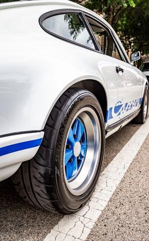 1983 Porsche 911SC 3.6L RS Backdate