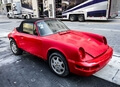 No-Reserve 1990 Porsche 964 Carrera Cabriolet Project Car