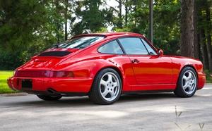 DT: 1991 Porsche 964 Carrera 2 Coupe