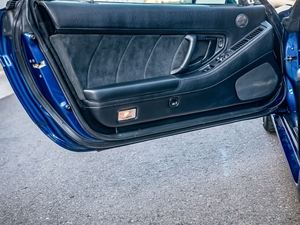 DT: 1998 Acura NSX-T Turbo Monte Carlo Blue