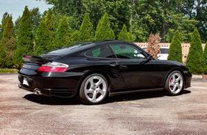 2002 Porsche 996 Turbo X50 Coupe 6-Speed