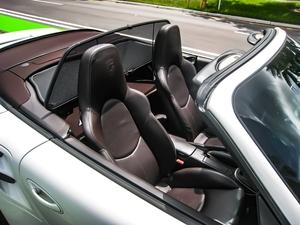 2009 Porsche 997 Turbo Cabriolet 6-Speed