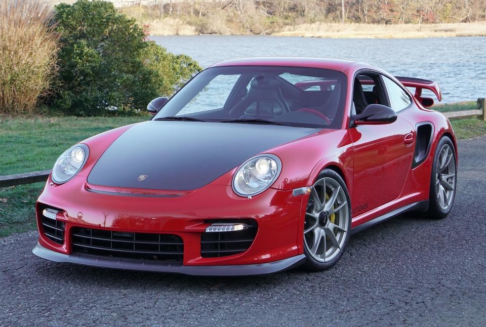 2011 Porsche 997.2 GT2 RS
