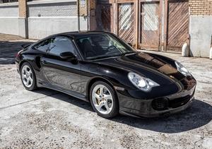 DT: 2005 Porsche 996 Turbo S Coupe 6-Speed