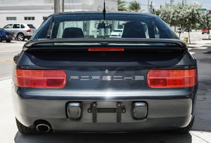 """No Reserve"" One-Owner 1992 Porsche 968 Coupe"