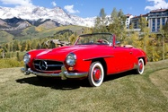 DT: 1959 Mercedes-Benz 190SL